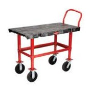 Platform Trolley | Rubbermaid