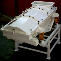 Dust Free Screening Machines