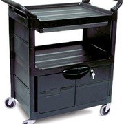 Rubbermad Service Cart  FG3457