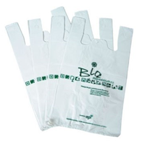Degradable Shopping Bags by Signet
