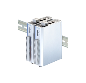Remote Ethernet I/O with 2-port Ethernet Switch & 6 RTDs