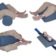 Positioning Rolls, T-Rolls & Wedges | Posture Supports