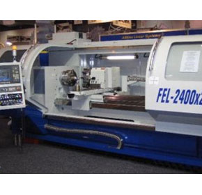 CNC Lathes Heavy Duty Medium Capacity