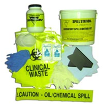 Laboratory Spill Kit