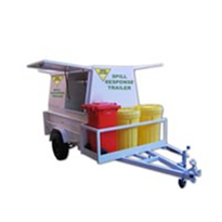 Emergency Spill Response Trailer