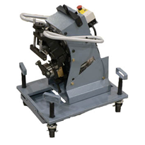 High Speed Plate Edge Bevelling Machines | KBM-18 & KBM-18U