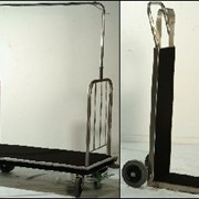 Porters Luggage Trolley - Luggage & Garment Cart