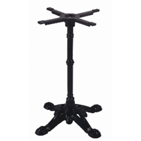 Cast Iron Table Base | Bistro 4