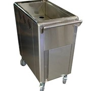 YUM CHA Electric Dim Sim Food Trolley-E