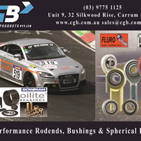 Rod Ends & Spherical Bearings for Motor Sport