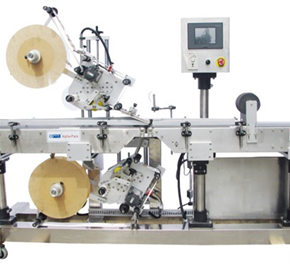 Labelling Machine | Minipack Top and Bottom Labeller