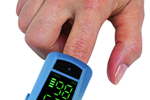 Ri-Fox Finger Pulse Oximeter | Riester