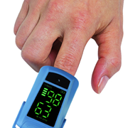 Ri-Fox Finger Pulse Oximeter