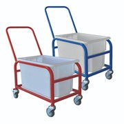 Custom Coloured Powdercoated MultiPurpose Trolley