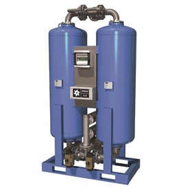 Heatless Air Dryers | F-Dry