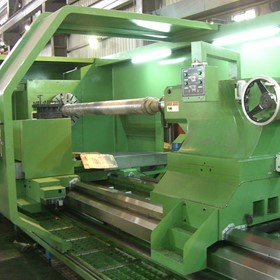 CNC Lathes Large Capacity Heavy Duty