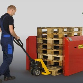 Greenline Pallet Stacker