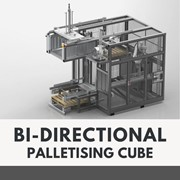 Bi-Directional Palletiser and Depalletiser System