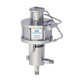 Chemical Injection Air Driven Pumps | P50-B106