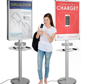 Mobile Phone & Device Charging Station