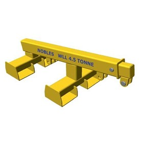 Incline Forklift Jib
