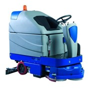 Ride On Scrubber | Terminator
