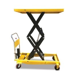 Mobile Double Scissor Lift Trolley — SLM1000H