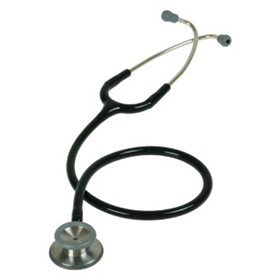 Classic Tunable Stethoscope Black | Liberty