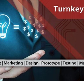 Five benefits of Turnkey product development