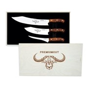 "Giesser ""Premium Cut"" 3 Piece Set – Tree Of Life Handle 