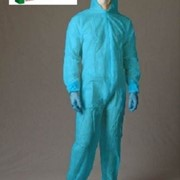 Protective Disposable Overall Gown