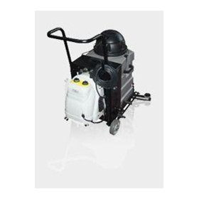 Batvac-50 Steam Wet and Dry Vacuum with Steam Cleaning Attachment