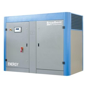 Direct Driven Rotary Screw Compressors | Energy Series