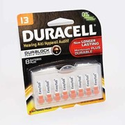 Hearing Aid Batteries | Duracell 13