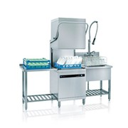 Hood Type Glass and Dishwashing Machines | UPster H 500 | MEIKO