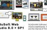 Scada/HMI Wonderware | Indusoft Webstudio 8