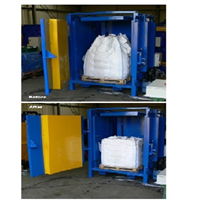 Big Bag Press | Bulk Bag Compaction