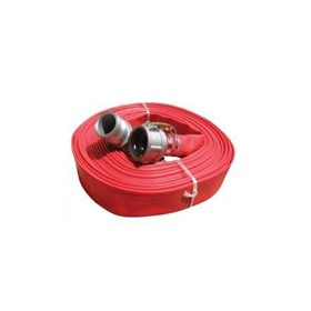 Red Layflat Hose Kit - 50mm X 20m