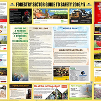 Forestry Sector Guide to Safety (NZ) 2016/17