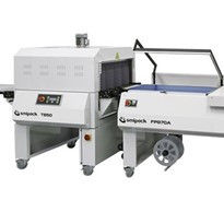 SMIPACK Semi Automatic L-Bar Shrink Wrapping System | FP870A
