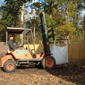 AUSA Rough Terrain Forklifts | C11M