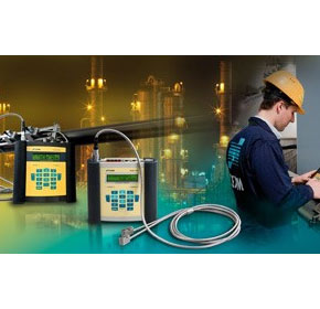 Clamp-on Ultrasonic Flowmeters - Flexim