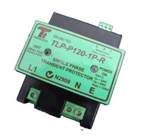 Single Phase Lightning Protector | Transtech TLP-P120-1P-R