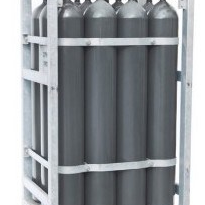 High Purity Nitrogen - Pack of 12 - 160m3 HPNi Cylinders