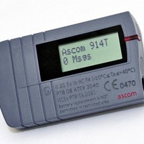 Ascom | Nurse Call Systems | 914t Wireless Handsets