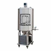 100 Ltr Milk Pasteuriser with Chiller