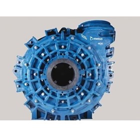 Mill Discharge MDM and MDR Slurry Pumps - MD Series