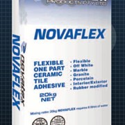 Novaflex One Part Ceramic Tile Adhesive