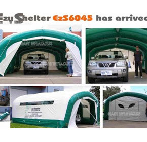 Business profits boosted using Ezy Shelter