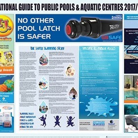 National Guide to Public Pools & Aquatic Centres 2017/18